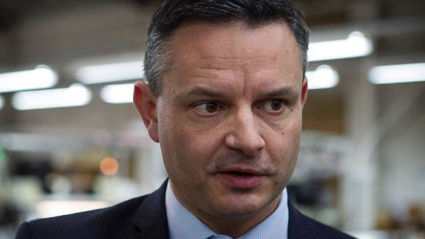 Green Party co-leader James Shaw said that, if the policy left wiggle room on the quality of smaller rivers, then people ...