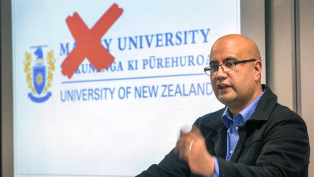 Massey University lecturer Steve Elers highlights the racist views of former prime minister William Ferguson Massey.