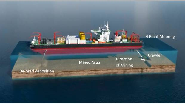 TTR's processing boat would be one of the largest in New Zealand waters.