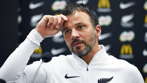 Anthony Hudson says a lot of young Kiwi players need to change their mindset if they are going to make it as professionals.