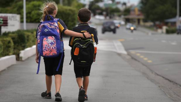 Seven Christchurch primary schools will institute enrolment zones after experiencing record roll numbers.