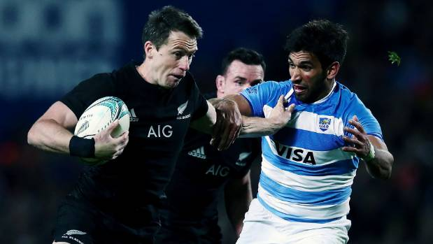Ben Smith and Beauden Barrett develop lethal combination ...