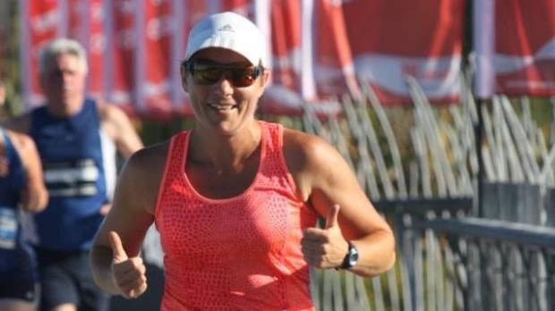 Lissa Mitchell is running this year's 12K Traverse event at the Auckland Marathon to raise money for Mental Health ...
