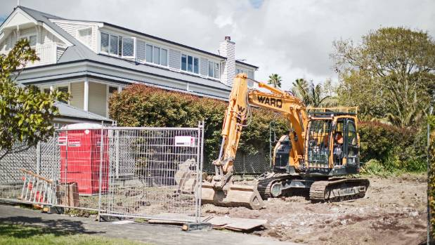Both sections are owned by former NZ test cricketer Greg Loveridge who has been granted resource consent to combine the ...