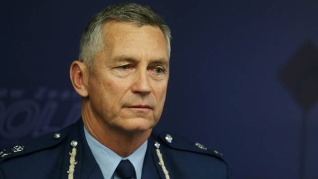Police Commissioner Mike Bush said changing public expectations, and different service demands meant cops expected to ...