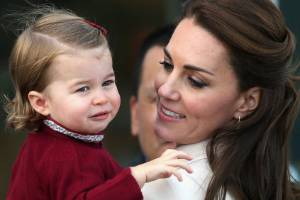 The Duchess says motherhood can be a 'huge challenge'.