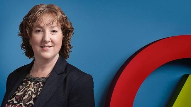 CAANZ New Zealand boss Kirsten Patterson.