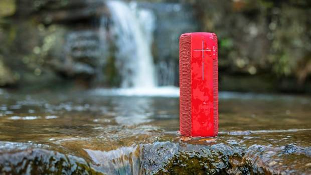 The UE Megaboom is an XXL-sized version of the original UE Boom.