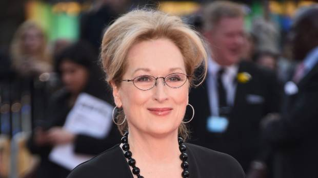 Meryl Streep can't stop saying the wrong things about Harvey Weinstein