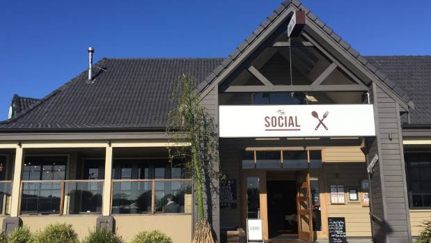 The Social in Paraparaumu does not want to take the risk of diners falling ill after eating leftovers.