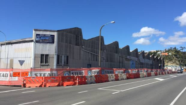 The former woolstore on the corner of Bridge and Riddell Streets in the Napier suburb of Ahuriri, is being converted ...