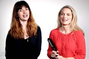 Harriet Pudney and Melissa Williams-King talk about their favourite new beauty products.