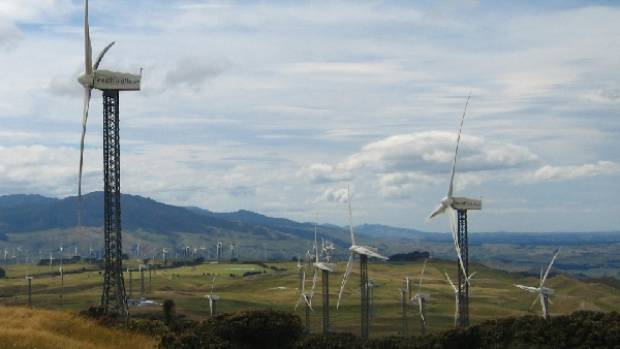 Infratil and the NZ Super Fund are to invest up to US$100 million in a new Boston headquartered renewable energy ...