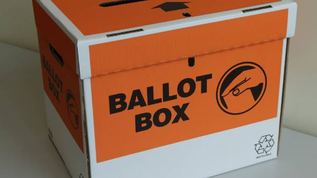 Labour has suggested that compulsory voting could help to tackle low turnout levels at local elections.