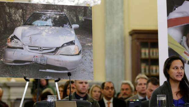 Grim testimonies given to a US senate committee fuelled the concerns over Takata's airbags.