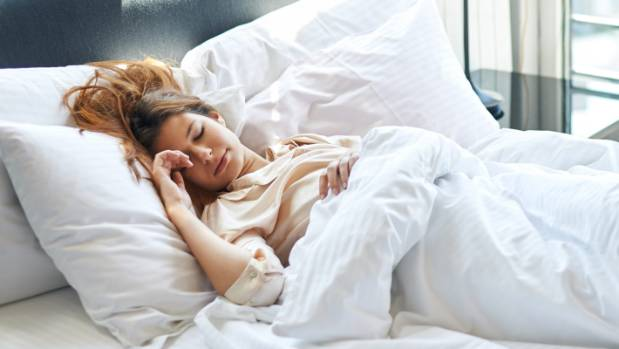 Researchers say going to sleep and waking up at approximately the same time is just as important as the number of hours ...