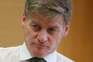 Is this the country's next Prime Minister? ACT, UnitedFuture and the Maori Party are all backing Bill English for the ...