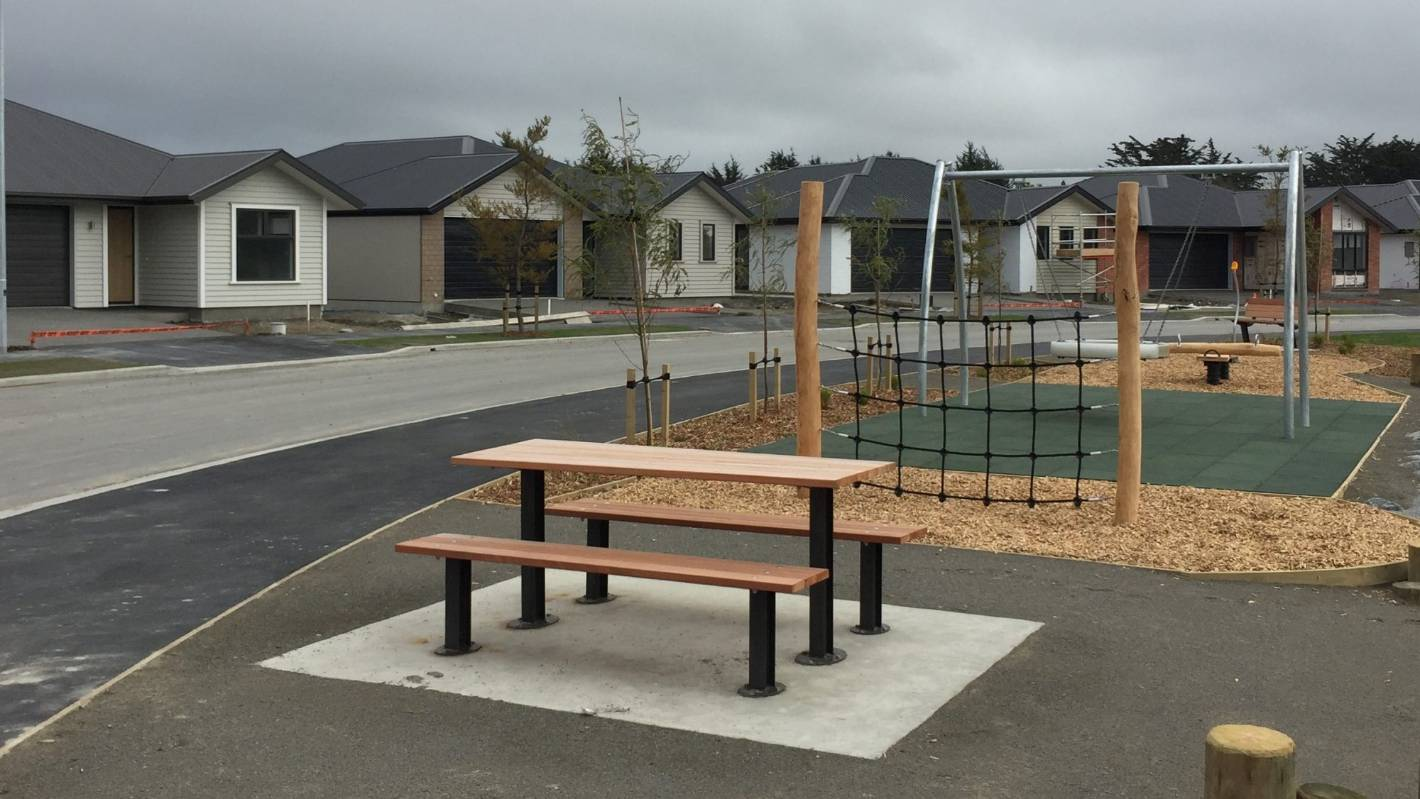 Is Christchurch the only New Zealand city with too many houses?