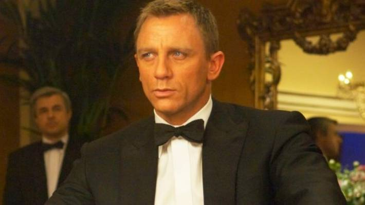 and the new james bond face is the old one stuff co nz