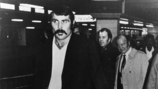 Infamous All Black Keith Murdoch dies aged 74