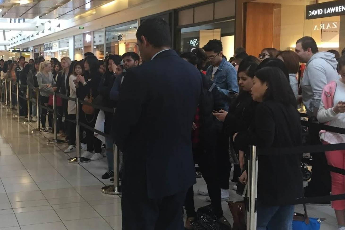 b77a39ac5f3 Zara opens its first NZ store at Auckland s Sylvia Park