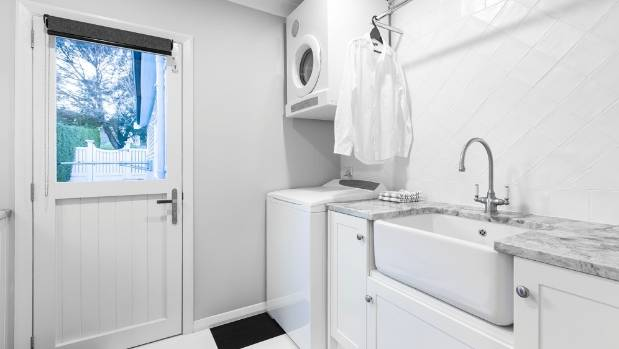New Zealand Bathroom Ideas: What's Hot In Laundry Design?