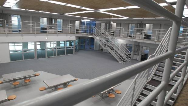 Mt Eden Corrections Facility has been beset by controversy.