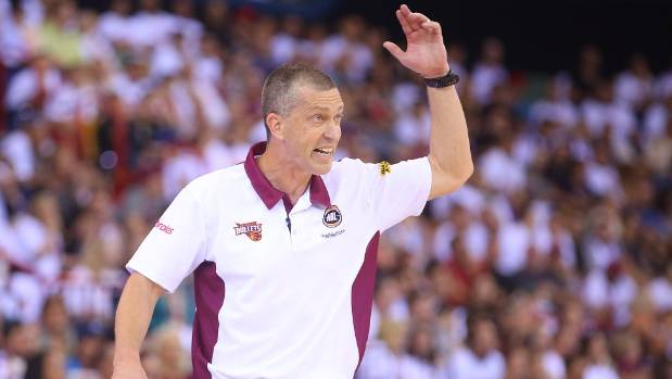 Andrej Lemanis will coach the Boomers at the Tokyo Olympics.