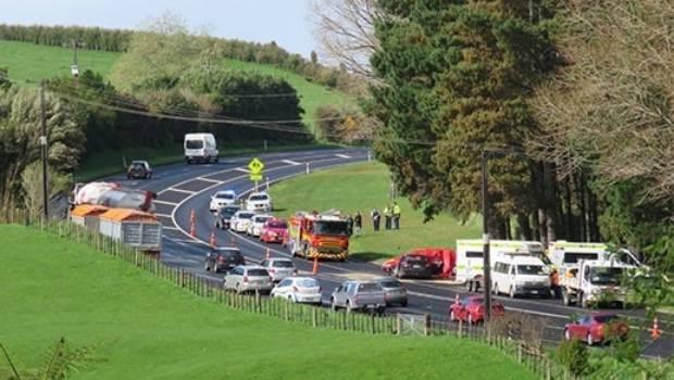 Fatal crash on Highway 29 near Kaimai Ranges | Stuff co nz