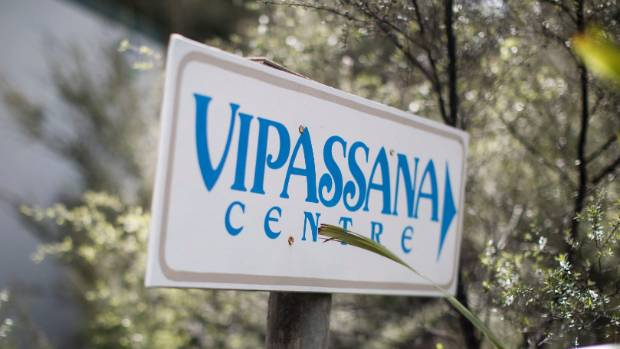 Vipassana's clients have been coming to the centre for quiet contemplation for over 30 years.