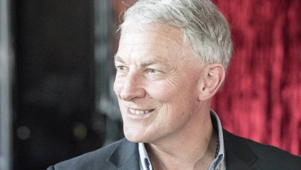 All smiles for Phil Goff on being confirmed as the next Auckland Mayor