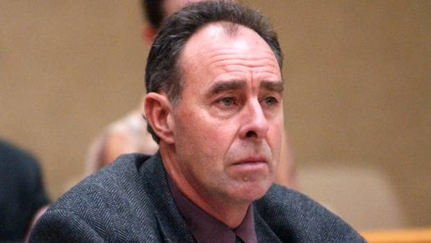 Kevin Harmer pictured during his jury trial in 2002.