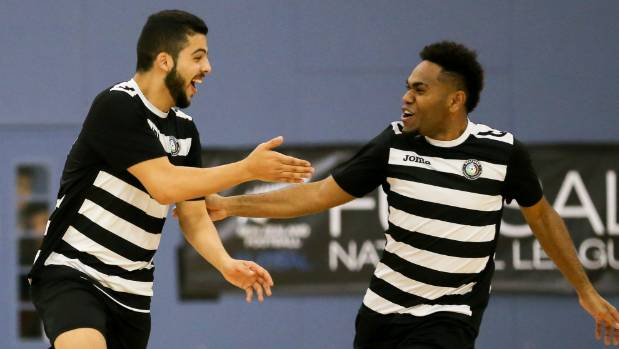 The ease of pulling a team of five together indoors has helped the growth of Futsal in New Zealand.