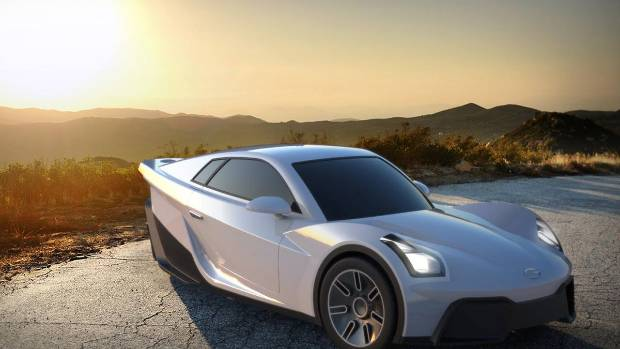 Storm Sonders wants to make an affordable electric car.