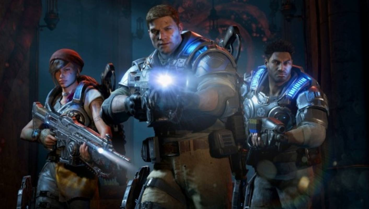 Gears of War video game  Wikipedia