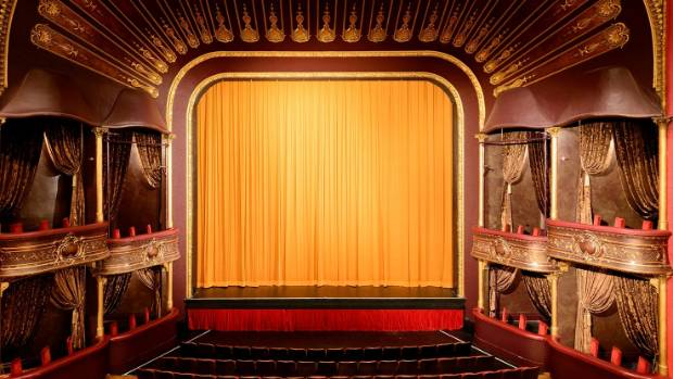 A new deal means tickets to shows at Wellington Opera House will be sold through Ticketmaster.