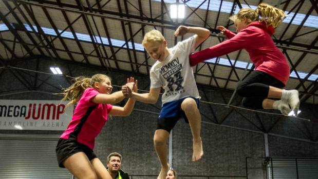 There are at least 33 trampoline parks around New Zealand, according to Worksafe.