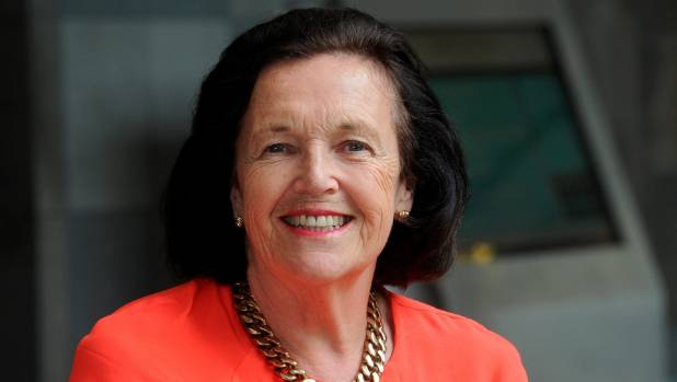 Dame Rosanne Meo was made an Officer of the Order of the British Empire in 1993.