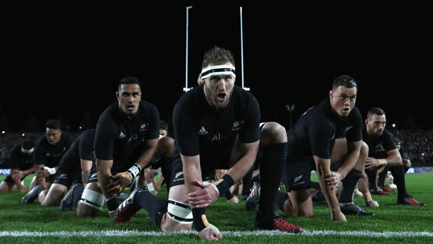 NZ Rugby set to announce $5.4m match against Barbarians in November – report