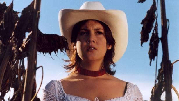 Melanie Lynskey's last film made in Canterbury was 2002's Snakeskin.