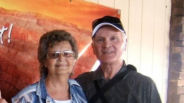 Jo Wyatt and her husband Derek Butcher, of Whangarei, were burgled in June.
