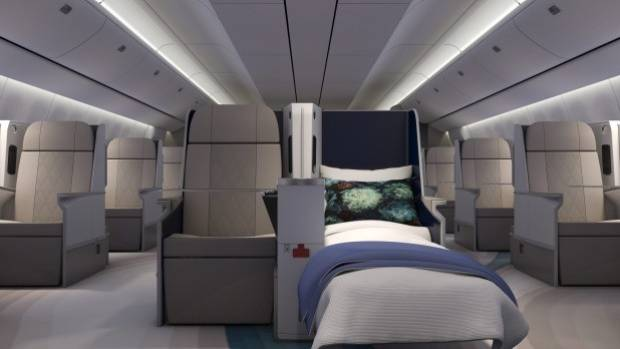 Crystal Aircruises Luxury Boeing 777 Photos Inside The