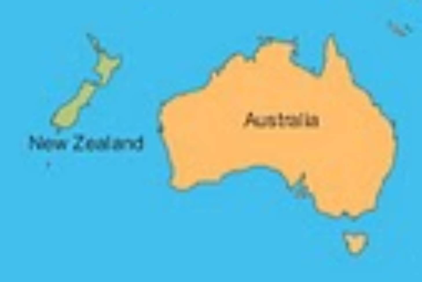 Location Of New Zealand On World Map.Nz And The Mandela Effect Meet The Folks Who Remember New Zealand