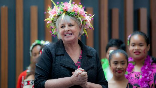 Principal of Yendarra School Susan Dunlop led the charge towards healthier food choices in the South Auckland school, ...