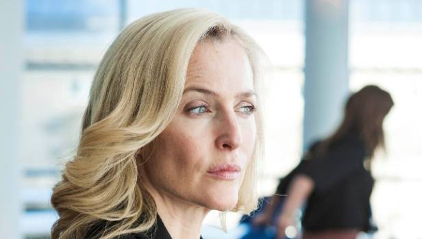 Gillian Anderson is back as DSI Stella Gibson for the third season of The Fall.