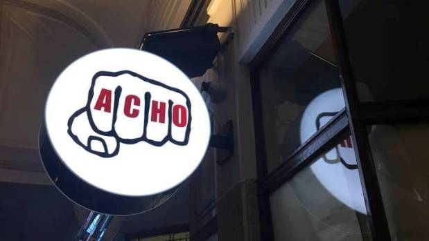Newly opened Japanese tapas bar Acho's in the historic St Kevin's arcade on K Road.