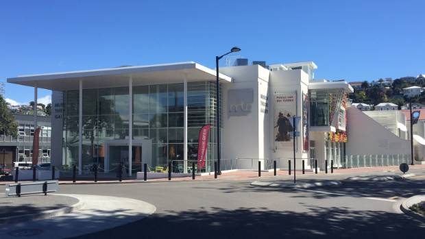 Napier's MTG (Museum, Theatre, Gallery).