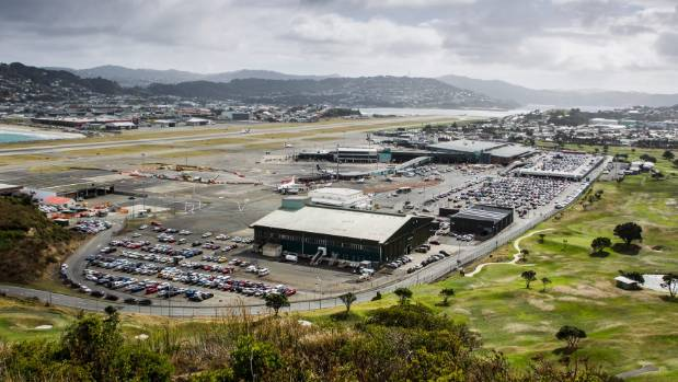 Wellington Airport says that when the construction contract is let for the runway extension, we can have 100 per cent ...