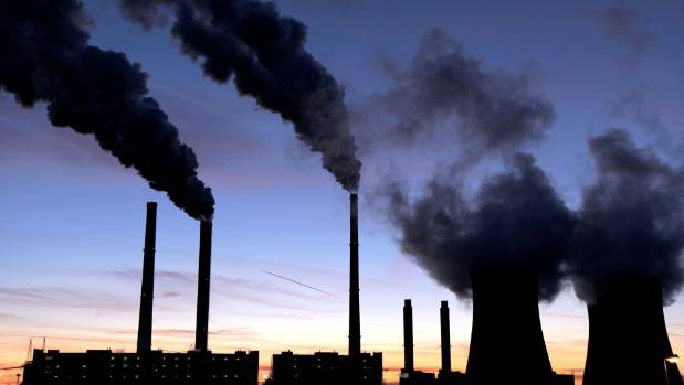 New Zealand has pledged a 30 per cent reduction in greenhouse gas emissions from 2005 levels by 2030.