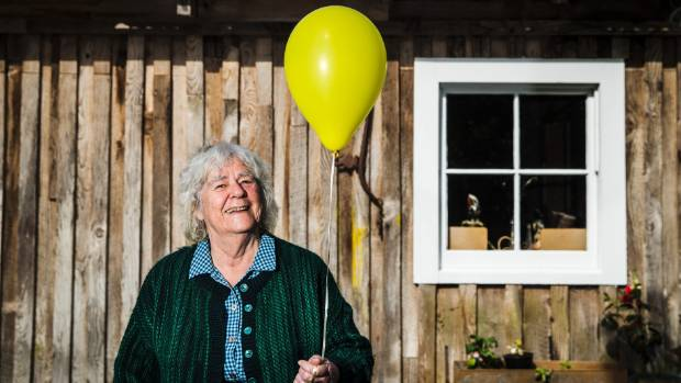 Euthanasia advocate Patsy McGrath had her store-bought helium balloon kit seized by Nelson police on the same day as a ...